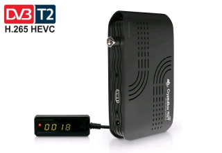 AB Cryptobox 702T mini DVB-T2 HEVC H.265