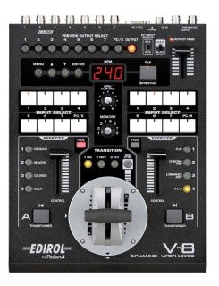 Edirol V-8 VIDEO MIXER