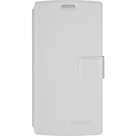 Element P401 Leather Case White SENCOR