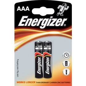Energizer LR03 2BP AAA Power Alk