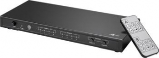 PremiumCord HDMI matrix switch 4:2 - khswit42