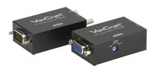 ATEN Video extender VGA Mini + mono audio, 1920x1200 (30m)/1600x1200(100m) - VE-022