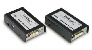 ATEN DVI Video/Audio Extender 60m po Cat5E/Cat6 kabelu RJ-45 - VE-600A