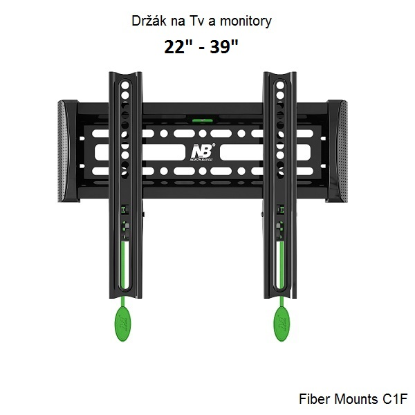 Fiber Mounts C1F držák TV